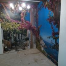 Лепене на фототапет в Сарафово