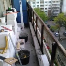 Зидане на тераси с YTONG 02