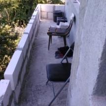 Зидане на тераси с YTONG 05