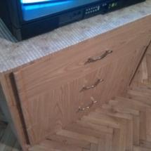 Облепяне на мебели с фолио 05