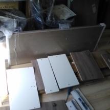 Монтаж на мебели