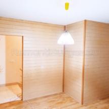 Изграждане на дървена стена 10